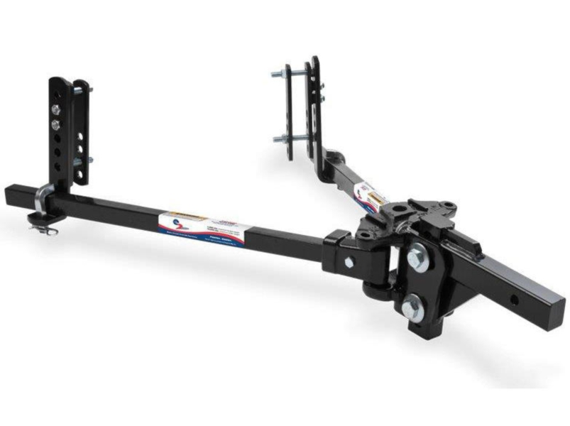FastWay e2 WD with Sway Control Hitch