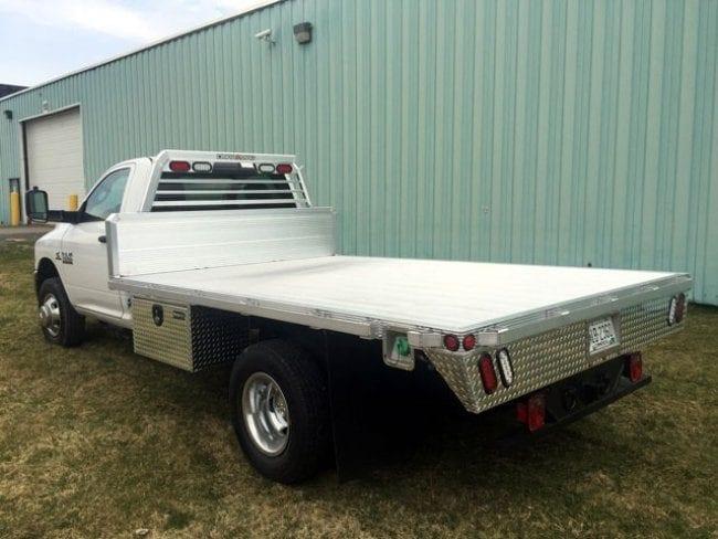 Duramag Flatbed Truck Body