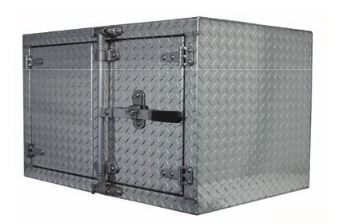 J-BOXS Two Door Tool Box