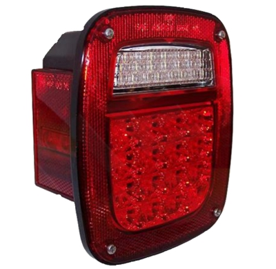 J-Lite Combi - Stop-Tail-Turn and backup light