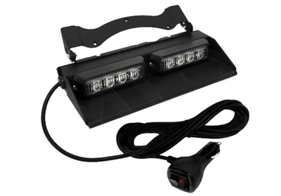 J-Lite High performance distress LED light with visor