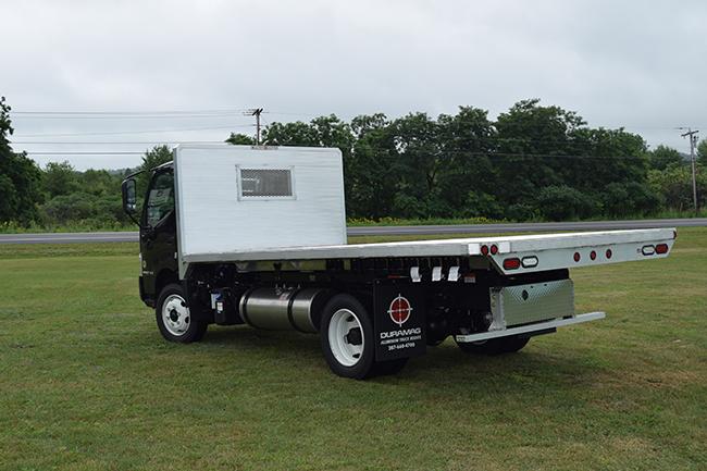 Duramag Platform HD Truck Body