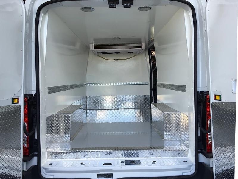 Reefer Van Insulation Kit Transit