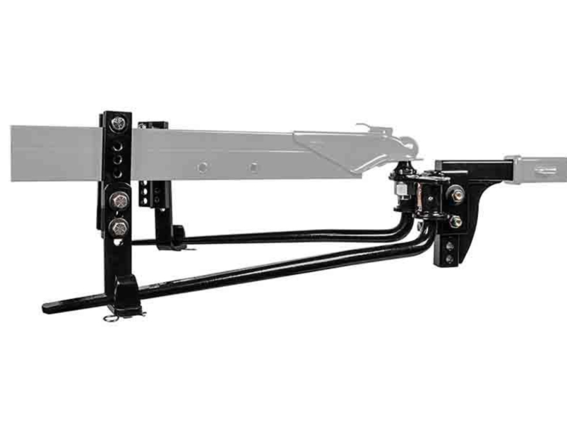 Reese Round Bar Weight Distributing Hitch