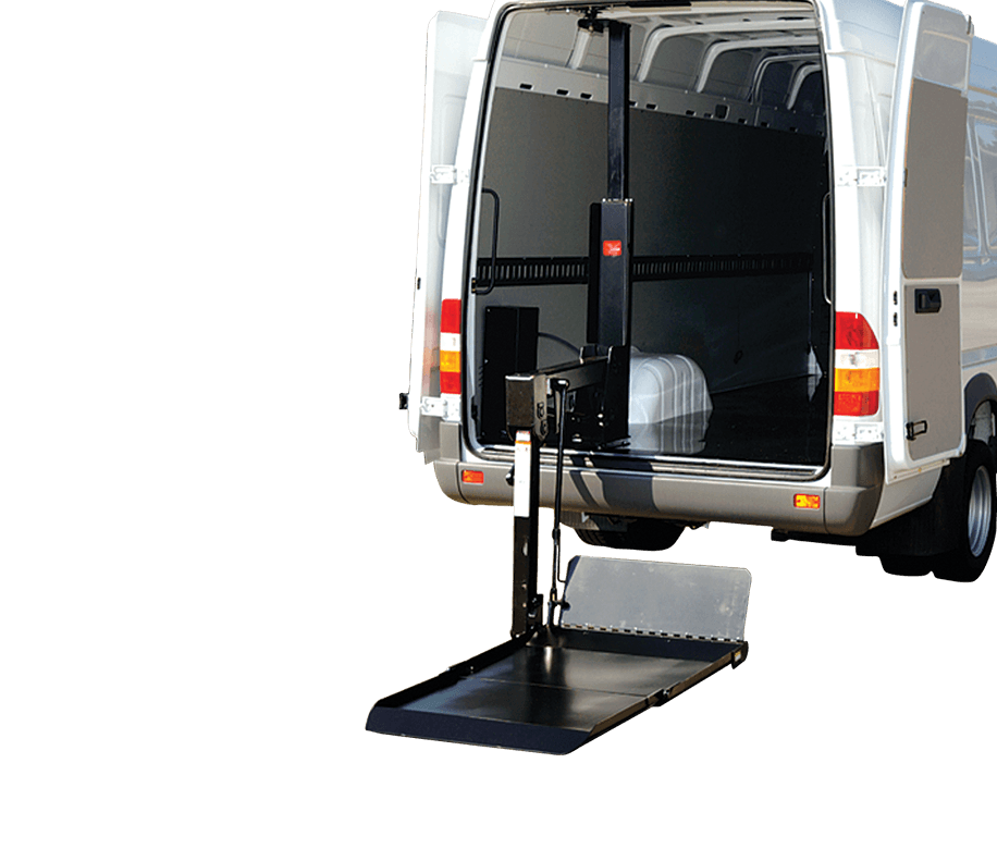 Tommy Gate Cargo Van 650 Series Liftgate