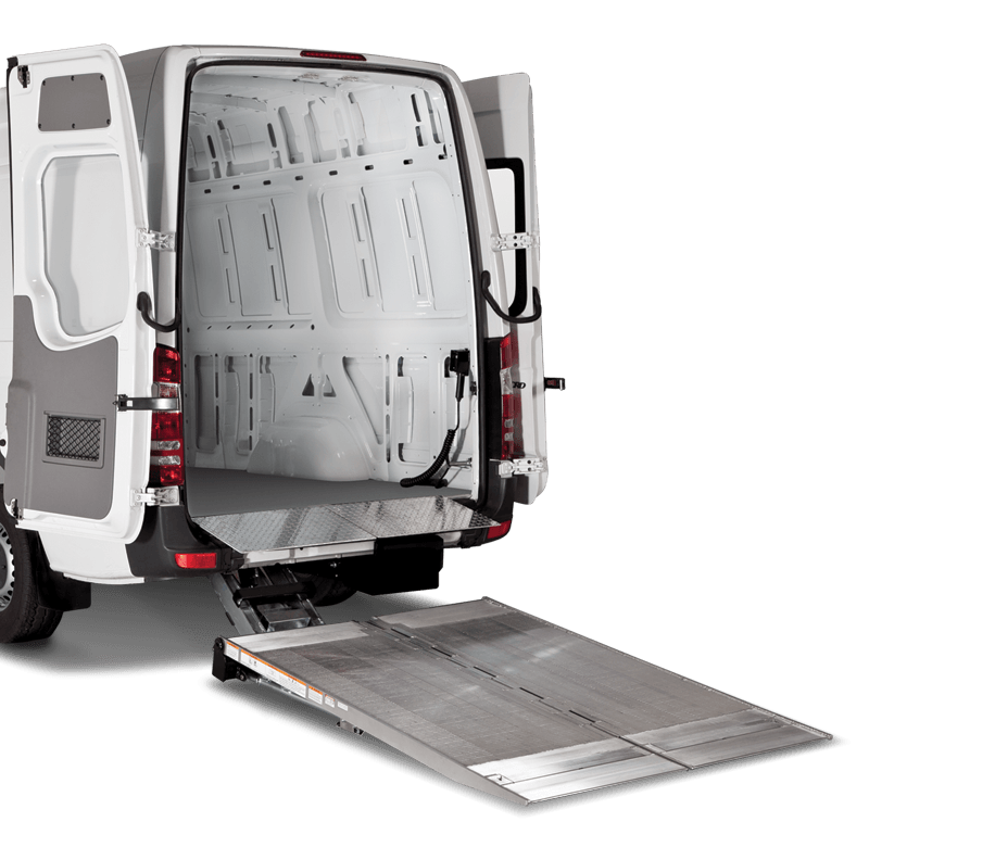 Tommy Gate Cargo Van Cantilever Series Liftgate