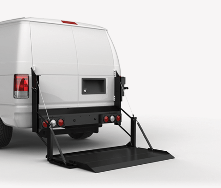 Tommy Gate Cargo Van Original Series Liftgate