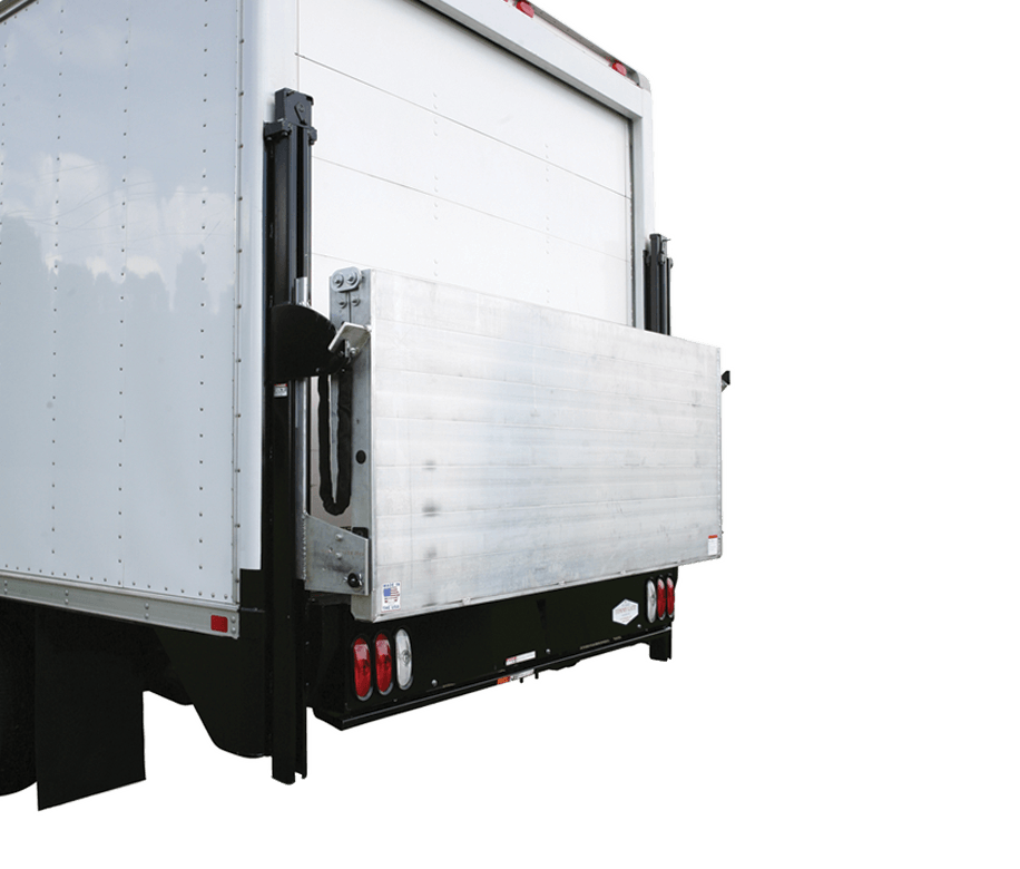 Tommy Gate Railgate Series Dock Friendly Liftgate