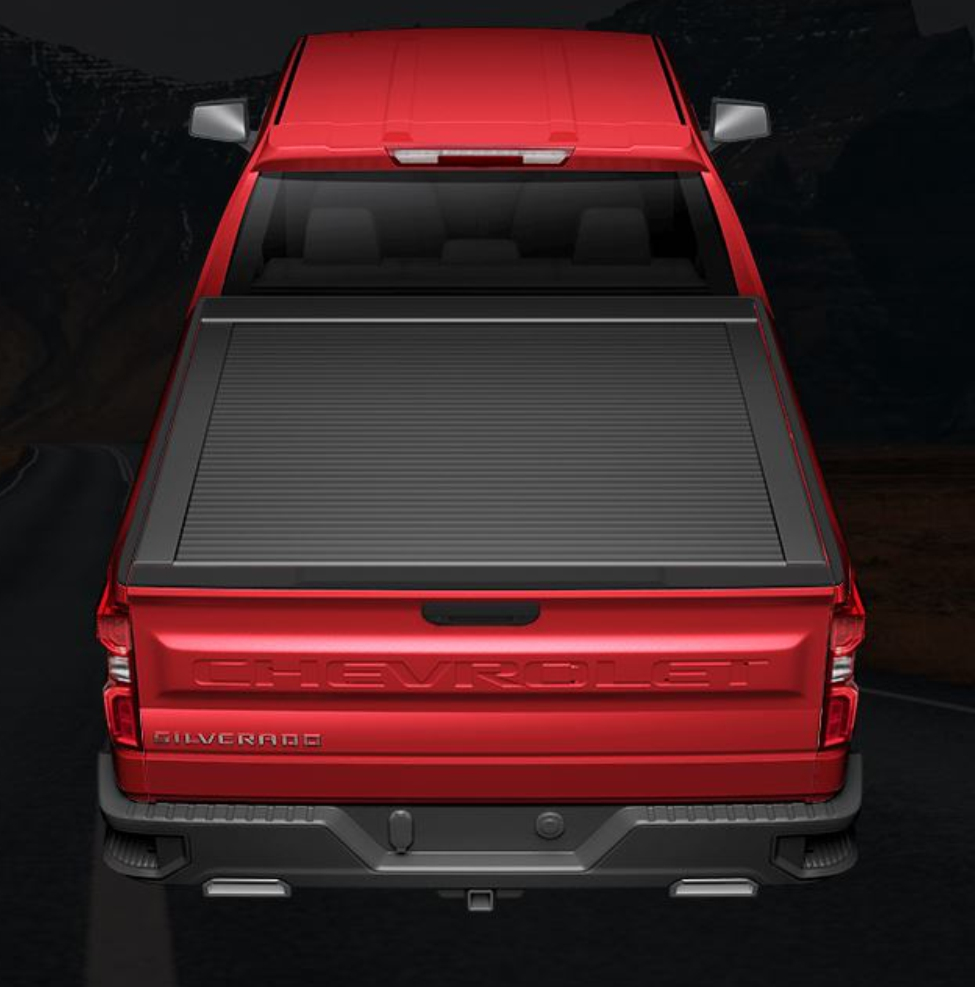 TrailFX - TFX Helix Retractable Tonneau Cover