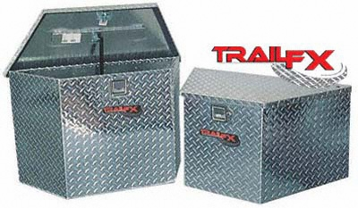 TrailFX Trailer Tongue Tool Box