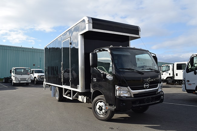 Duramag Black Van Body