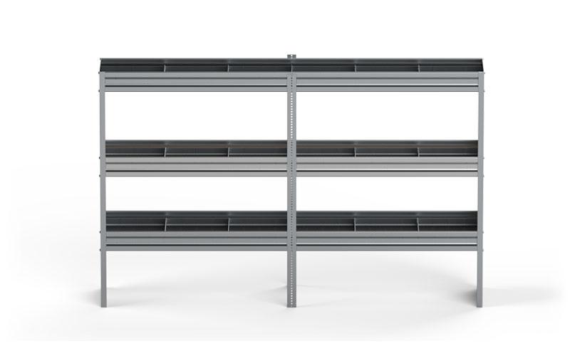 Westcan Opt-Divider-Shelving