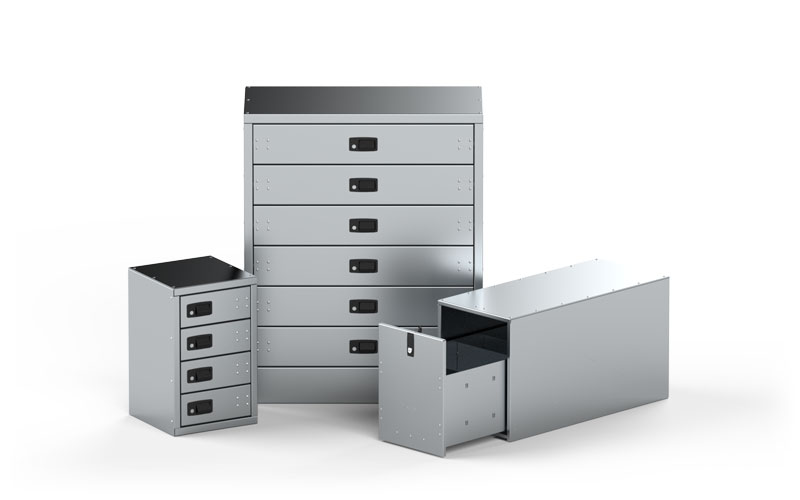 Westcan Opt-Drawer-Units