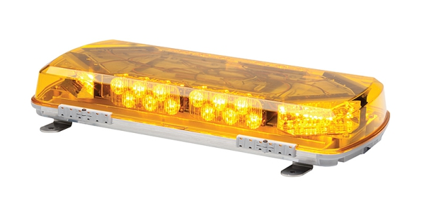 Whelan Century Series LED Mini Lightbars with Aluminum Base