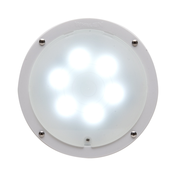 Whelan Interior Light, 8 inch Round