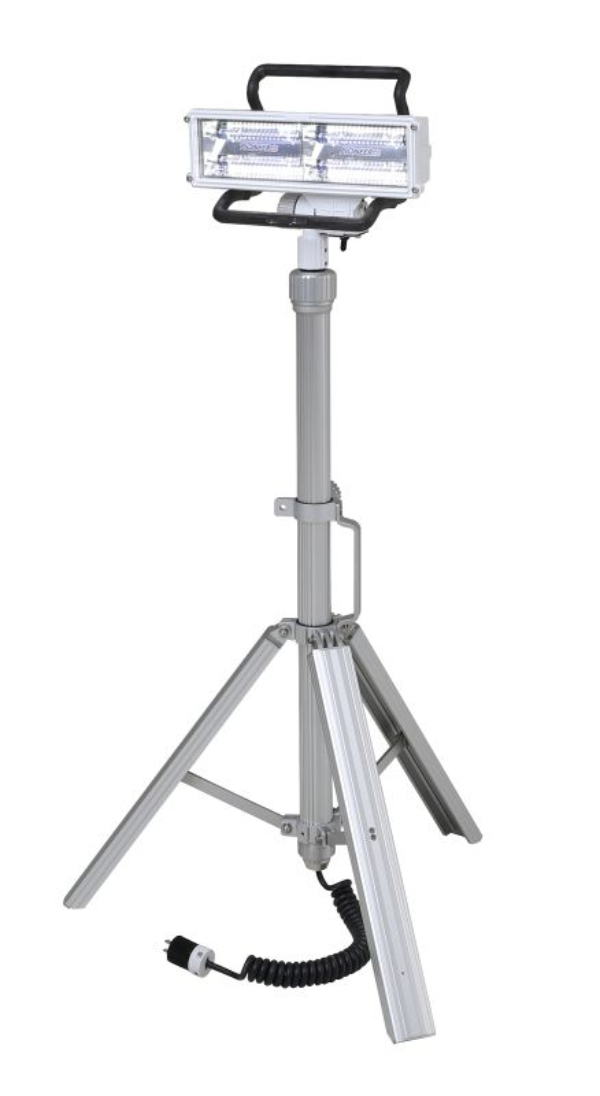 Whelan Tripod Mounted Light Assembly