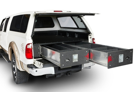 Cargo Ease Dual Lockers