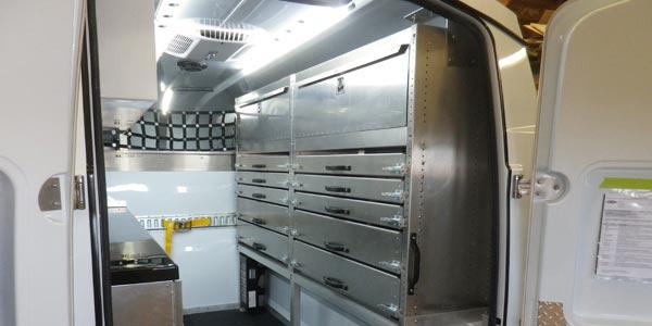 Cargo Bed Contractor XD