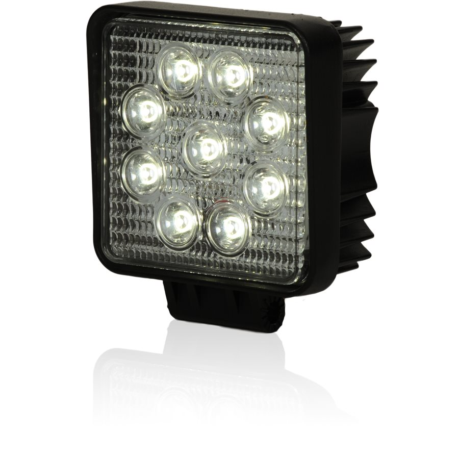 Zone TEchnologies Economic 9LED Work Light